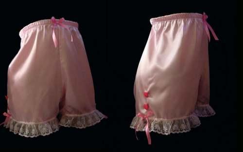 TAP-1  SATIN Tap Panties